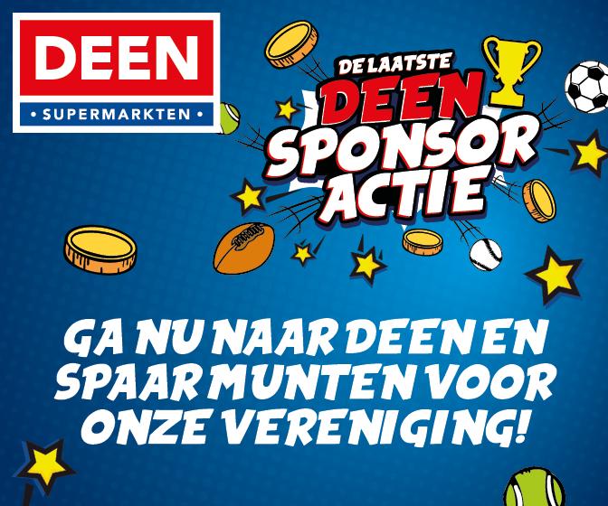 Deen Sponsoractie 2021!
